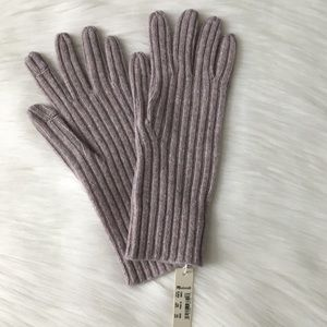NWT Madewell Ribbed Texting Gloves